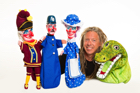 The puppet troupe & maker